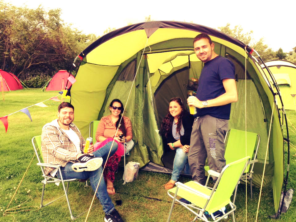 ... tumblr_od6mfeDZjC1s5jcq1o10_1280 · Group around 4 Person Pre-pitched Tent Edinburgh Festival and Fringe C&ing  sc 1 st  C&ingninja & Camp Cardiff 2017 - Fan Accommodation for The Champions League Final