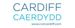 Visit Cardiff Logo for Camp Cardiff - © Andrew Hazard, courtesy of www.visitcardiff.com